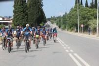 2. Burhaniye Bisiklet Festivali Başladı