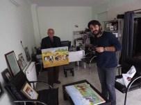 AHMET ER - 82 Yaşındaki Ressam Dördüncü Sergisine Hazırlanıyor