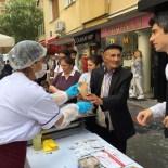BALIK EKMEK - Alsancak Şenliği'nde 'Balık-Ekmek Şenliği'