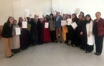 Altındağ'ın Çalışkan Kadınları Sertifikalarına Kavuştu