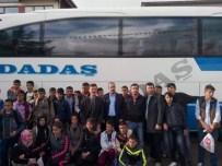 AŞKALE KAYMAKAMI - Aşkale'li Öğrenciler Çanakkale'ye Gönderildi