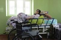 HALIL KARA - Başkan Karaçoban Bir Engeli Daha Kaldırdı