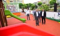 MEHMET GÜNER - Başkan Polat, 4 Noktada İnceleme Yaptı