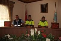 İŞÇİ GÜVENLİĞİ - Belediye Personeline Yol Güvenliği Ve İşaretleme Eğitimi Verildi