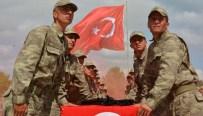 HASAN KÜRKLÜ - Burdur'da Acemi Askerlerin Yemin Töreni