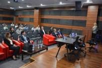 HASAN ÖZER - Çorlu TSO'dan AR-GE Destekleri Ve Proje Teklifi Verme Semineri