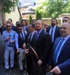 DOSTLUK KÖPRÜSÜ - İlk Oku, Cumhurbaşkanı Erdoğan'ın Oğlu Bilal Erdoğan Bosna'dan Attı