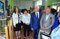 MURAT KOCA - Karaman'da El Sanatlar Karma Sergisi Açıldı