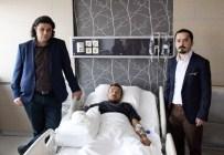 Konya'da İki Kişinin Kopan Parmağı Ameliyatla Geri Dikildi