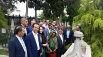 Mahmut Esat Efendi 99. Yılında İlk Kez Mezarı Başında Anıldı