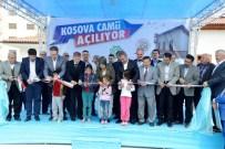 İBRAHIM GENÇ - Meram Belediyesi'nin Restore Ettiği Kosova Cami Açıldı