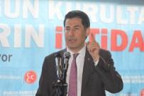 BİR AYRILIK - MHP Genel Başkan Adayı Sinan Oğan Açıklaması