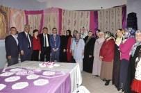 NEBIOĞLU - Nebioğlu'nda Biçki-Dikiş Kursu Sergisi Açıldı