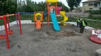Seydişehir Belediyesi'nden Irmaklı Mahallesine Oyun Parkı