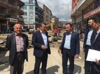 Seydişehir'de Alt Yapı Çalışmaları Sürüyor