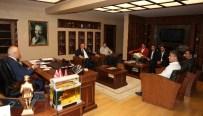 MUSTAFA İLKER COŞKUN - Yenimahalle Belediye Başkanı Yaşar'a Süper Lig'den Tam Destek