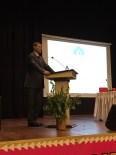 ERDOĞAN TURAN ERMİŞ - Zile'de Hoca Ahmet Yesevi'yi Anma Konferansı