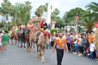 16. Uluslararası Alanya Turizm Ve Sanat Festivali Başladı