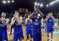 BROWN - Anadolu Efes finalde!