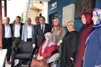 Başkan Üzülmez'den Akülü Tekerlekli Sandalye Desteği