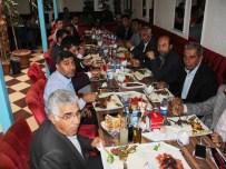 CEMAL ŞENGEL - Daib Yönetim Kurulu Toplantısı Iğdır'da Yapıldı