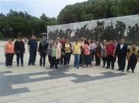 ŞEHİTLİKLER - Engelliler İçin Çanakkale Gezisi