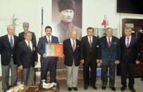 İÇTIMAI - İstanbul Muharip Gazileri Azerbaycan'da