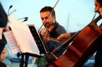 KARAHISAR - Marinadan Klasik Müzik Notaları Yükseldi