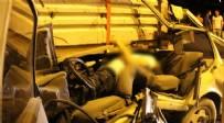 İLK YARDIM - Mersin'de Korkunç Kaza: 2 Ölü
