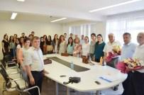 Milas'ta Aday Öğretmenler Emekli Öğretmenlerle Bir Araya Geldi