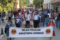Milas'ta Kültür Şöleni Yaşanıyor