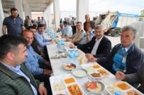 BAHAR HAVASI - Nuriye Mahallesi'nde Geleneksel Hayır Yemeği