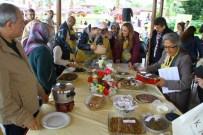 MEHMET AK - Samsun'da 'Ot Yemekleri Yarışması'