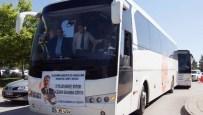 MUSA ÜÇGÜL - Ulaştırma Bakanı Arslan'a, Baba Ocağından Sürpriz Ziyaret