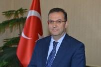MUAMMER TÜRKER - Vali Türker, Alanyaspor'u Kutladı