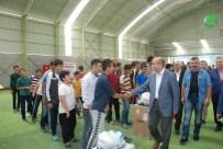 BEŞPıNAR - Adıyaman'da Mahalleler Arası Futbol Turnuvası Başladı