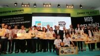 BİLİM OLİMPİYATLARI - Genç Mucitler Ödüllerini Aziz Sancar'dan Aldı