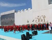 İstanbul'un fethinin 563. yıl dönümü kutlandı