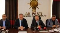 CENGİZ YAVİLİOĞLU - Maliye Bakan Yardımcısı Yavilioğlu, Başkanlık Sistemini Anlattı