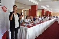 Manisa'da 'Aile İçi Şiddetle Mücadele' Çalıştayı