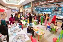 OYUN HAMURU - Park Afyon AVM'de Çocuklar Çok Mutlu