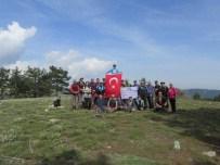 Afdos Üyeleri Hacettepe Zirvesine Tırmandılar