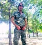 KOZCAĞıZ - Şehit askere giderken aracına bu yazıyı yazmış!