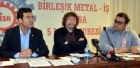 OYAK - Bursa'daki İşçi Eylemlerine 'Fransız' Kalmadılar