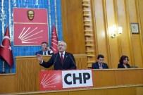 DOĞALGAZ FİYATLARI - CHP Grup Toplantısı