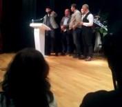 ALİ BAŞAR - İşçi Filmleri Festivali'nde Gergin Anlar