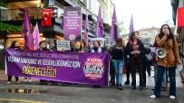 ÖZLEM YILMAZ - Kadınlardan Taciz Eylemi