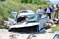 MUSTAFA TOSUN - Tokat'ta Feci Kaza Açıklaması 2 Ölü