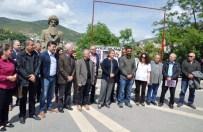 SEYIT RıZA - Tunceli'de Dersim Harekatı'nda Hayatını Kaybedenler Anılıyor
