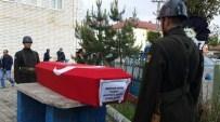 ASKERİ TÖREN - 87 Yaşında Ölen Kore Gazisi Son Yolculuğuna Uğurlandı